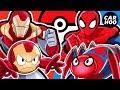 What If Iron Man & Spider-man Were Poké...mp3