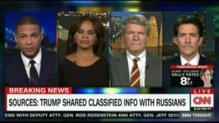 Painter: Trusting the Russians with Classified info is like trusting Bernie Madoff with your money