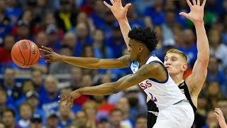 Purdue vs. Kansas: Game Highlights