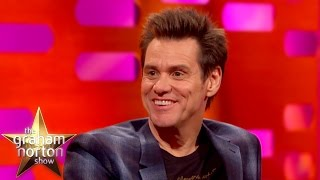 Jim Carrey Trained By CIA To Play Grinch - The Graham Norton Show