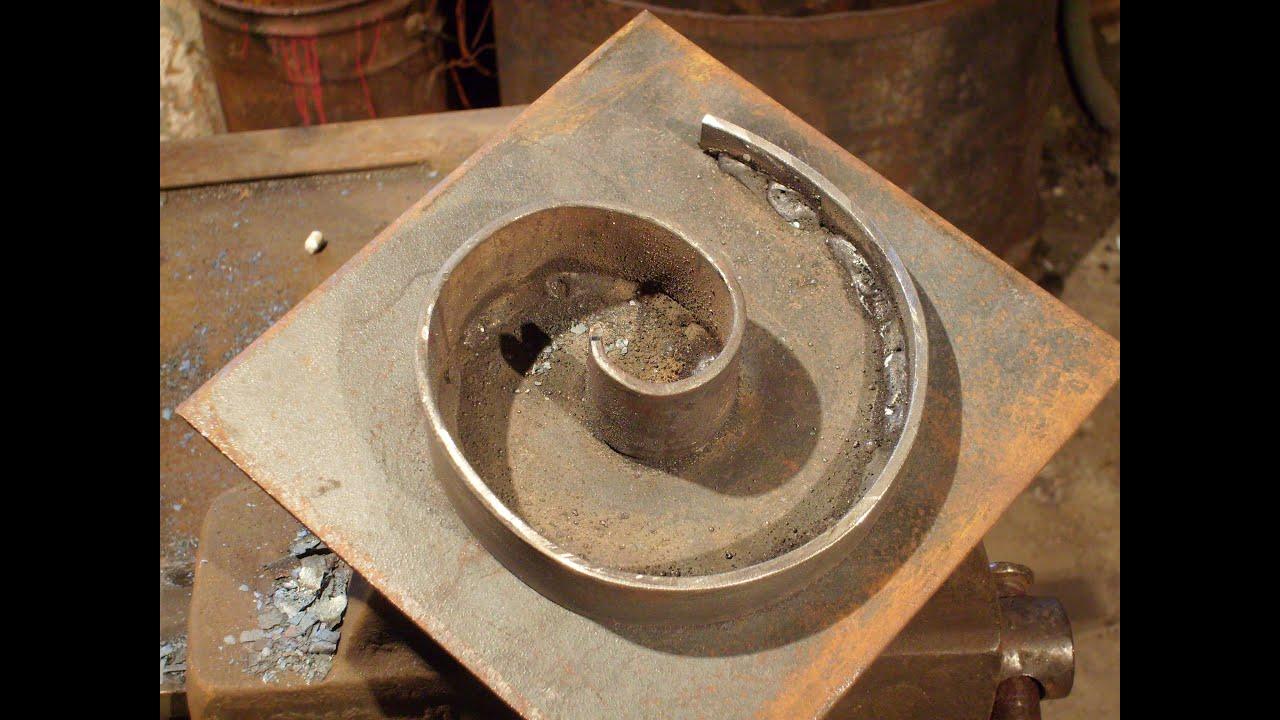 Как изготовить кондуктор для холодной ковки