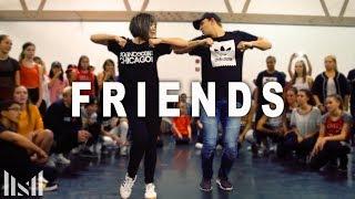 """FRIENDS"" - Justin Bieber Dance   Matt Steffanina ft Bailey Sok   DanceCon EP. 5"