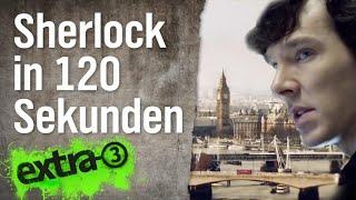 Sherlock in 120 Sekunden   extra 3   NDR