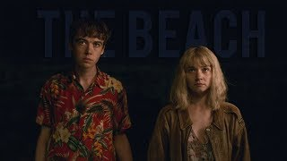 James + Alyssa (TEOTFW) || The Beach