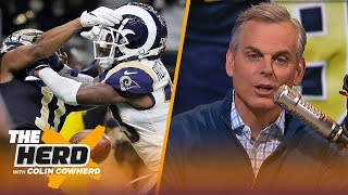 Colin Cowherd on future of expanding video replay, talks Wentz & Eagles