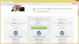 Cómo contratar hosting web en Webempresa