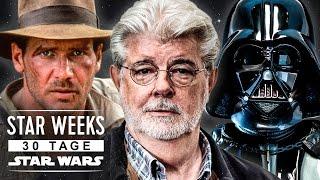 GEORGE LUCAS: Schöpfer von STAR WARS und INDIANA JONES | Close-Up