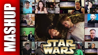STAR WARS The Old Republic Trailer Reactions Mashup