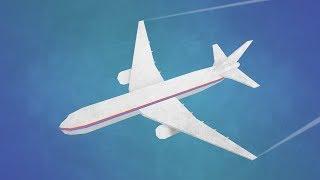 The Vanishing of Flight 370
