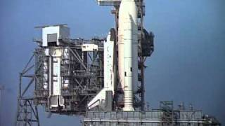 First Space Shuttle Launch - STS-1 (1981)