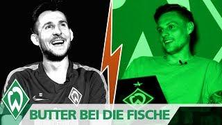 BUTTER BEI DIE FISCHE ***Spezial***: Izet Hajrovic | SV Werder Bremen
