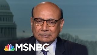 Gold-Star Father Khizr Khan Shares Concerns Over Jeff Sessions | MSNBC