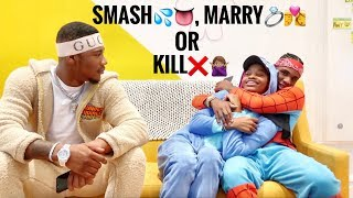 SMASH, MARRY OR KILL CHALLENGE!!! FT. PERFECTLAUGHS!!!
