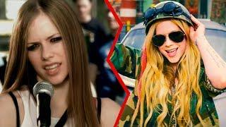 The Evolution of Avril Lavigne