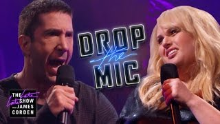 Drop the Mic v. David Schwimmer and Rebel Wilson