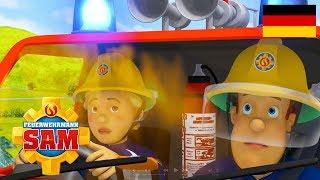 Feuerwehrmann Sam Deutsch | Neue Folgen | Ozean der flammen | Cartoon für Kinder