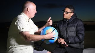 We Believe The Earth Is Flat: CONSPIRACIES UNCOVERED