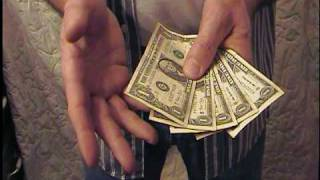 $1 Bills to $100 Bills - Amazing! Magic!