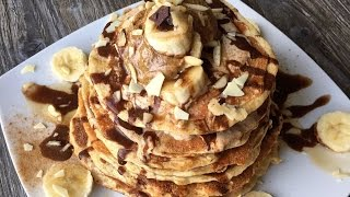 Bestes Pancake Rezept #3 - Schmale Schulter
