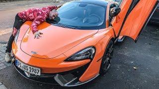 Mein McLaren ist wieder da!