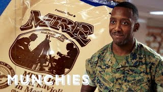 How-to Eat Like a Marine in the Field