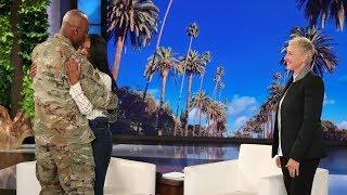Ellen Stages a Sweet Mother