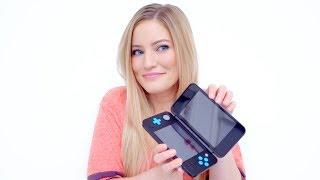 Nintendo 2DS XL Unboxing