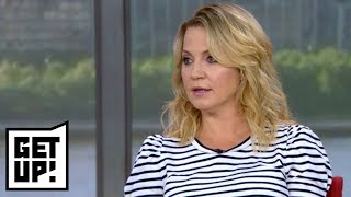 Michelle Beadle: Sterling Brown police tazing is the