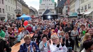 Landesfest in Eisleben offiziell eröffnet