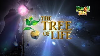#DragonCityTreeOfLife: Gaia appeared!! Finally! She had found her way back home!