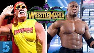 5 WWE Wrestlers Rumored To Return At WrestleMania 34