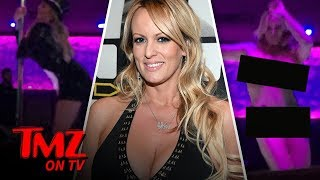 Stormy Daniels Is Back In Her Element! | TMZ TV