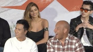 xXx 3: Return of Xander Cage   full press conference (2017)