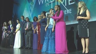 A WRINKLE IN TIME World Premiere Red Carpet