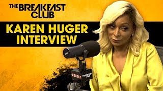 Karen Huger On Fake Friends, Her Growth On
