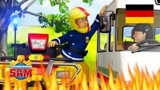 Feuerwehrmann Sam Deutsch Neue Folgen   Feuerhund!   40 Minuten Zusammenstellung 🚒 Kinderfilme
