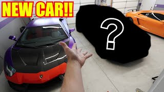 Buying my new DAILY DRIVER! ft. Aventador Mods