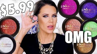 OMG ... BEST DRUGSTORE SHADOWS!!!
