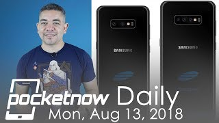 Samsung Galaxy S10 triple camera specs, iPhone 9 tops Note 9 & more - Pocketnow Daily