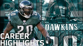 Brian Dawkins: A Career full of Big Hits & Great Picks   NFL Legends Highlights