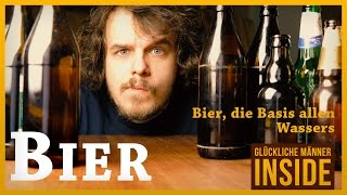 Bier erklärt uns Bier - Bier