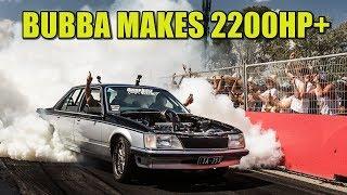 Bubba Breaks Horsepower Heroes Record!