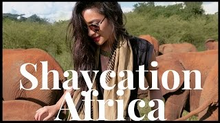 Adventures in Africa | Shaycation Africa