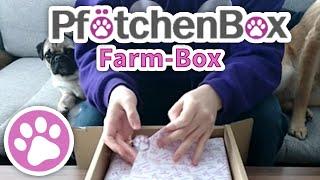 PFÖTCHENBOX   Farm-Box Februar 2016   Unboxing!
