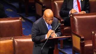 Congressman Lewis Speaks on Federal Employees
