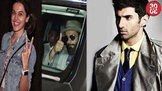 Ranveer Singh & Taapsee Pannu Bond | Aditya Roy Kapoor