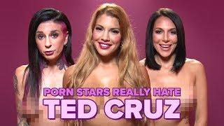Porn Stars Hate Ted Cruz
