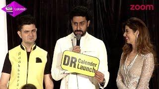 Abhishek Bachchan Is All Praises For Dabboo Ratnani At His 2018 Calendar Launch