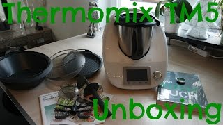 Thermomix® TM5 - Unboxing