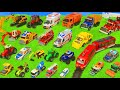Fire Truck, Tractor, Train, Police Cars,...mp3